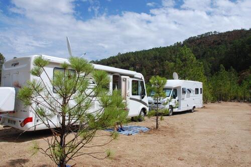Encore le camping.