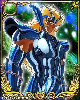 V - Armure de Céphée (Cepheus Cloth)