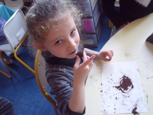 encore du chocolat !