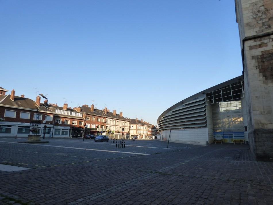Un 15 août à Amiens