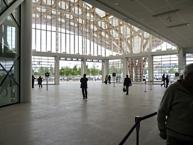 Centre Pompidou Metz MP13 1 - 5