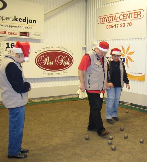 2006.12.20 Jul spel i Ståhl Hallen