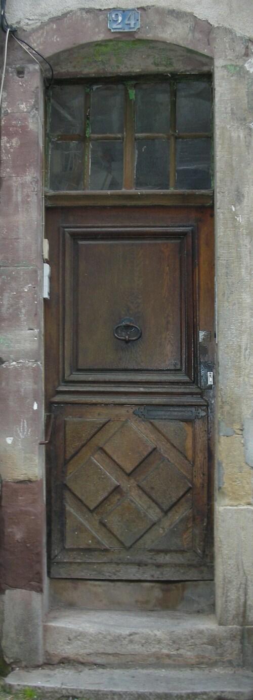 Lunéville, portes