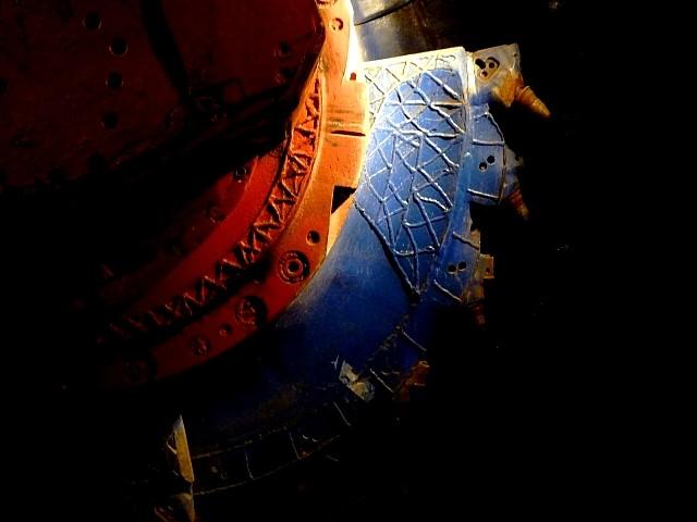 Le Musée de la Mine Petite Roselle 17 Marc de Metz 03 10 2