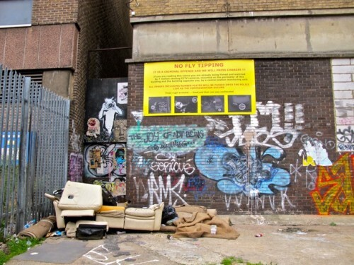 video surveillance Londres street-art 6