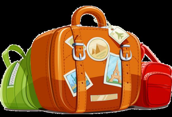 on prépare les valises .........virtuelles !
