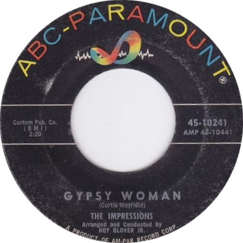 1961 : Single SP ABC Paramount Records 10241 [ US ]
