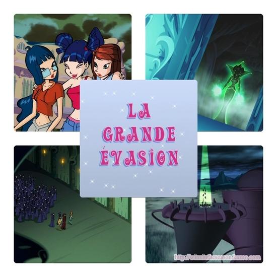 Episode 23 - La Grande Evasion
