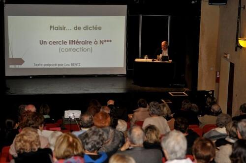 Dictée 2017 de Lecture et Dialogue