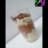 duo riz au lait citronnelle panna cotta cacao