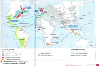 Bourgeoisies, commerce, traite et esclave