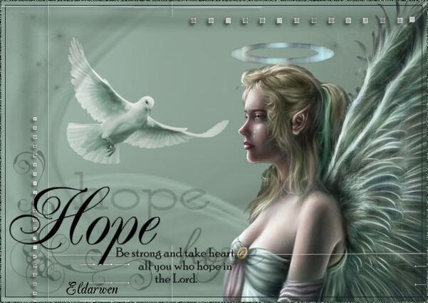 Tutoriel hope de Magalie