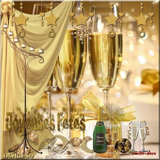 Joyeux réveillon et bonne année 2015 !