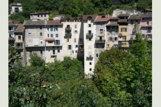 Des maisons classées monuments historiques