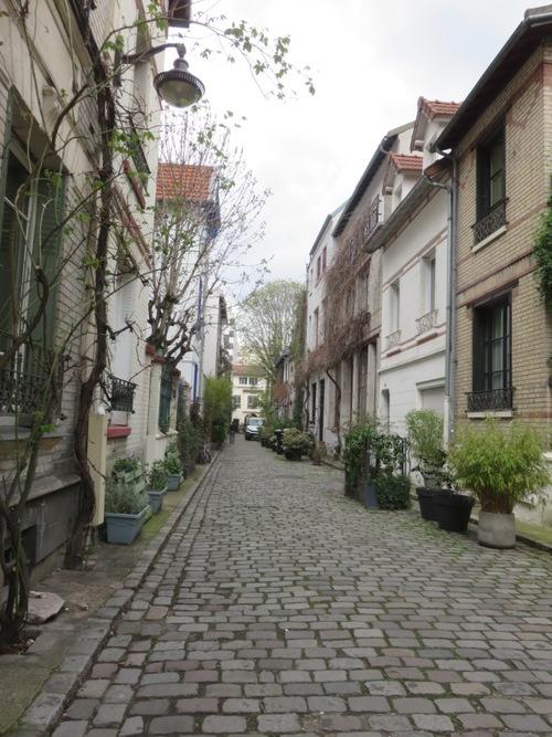 La Ruche, cité d'artistes à Paris