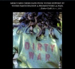 "Esther Galil "" Dirty war"""