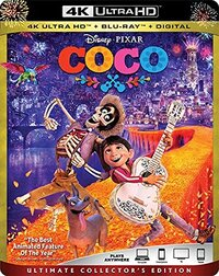 [Test 4K Ultra HD] Coco