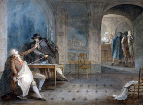 Visite du château de Saint-Fargeau