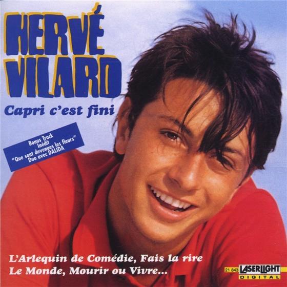 Capri C'est Fini de Herve Vilard - CeDe.com