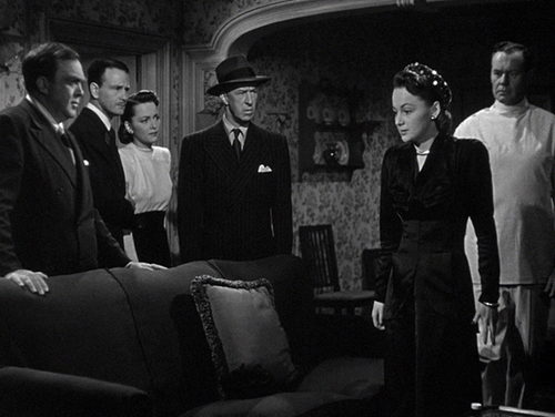 La double énigme, The dark miror, Robert Siodmak, 1946