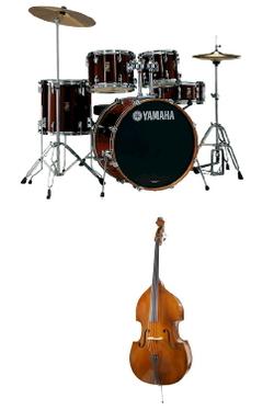 1P/2P : Les instruments de musique