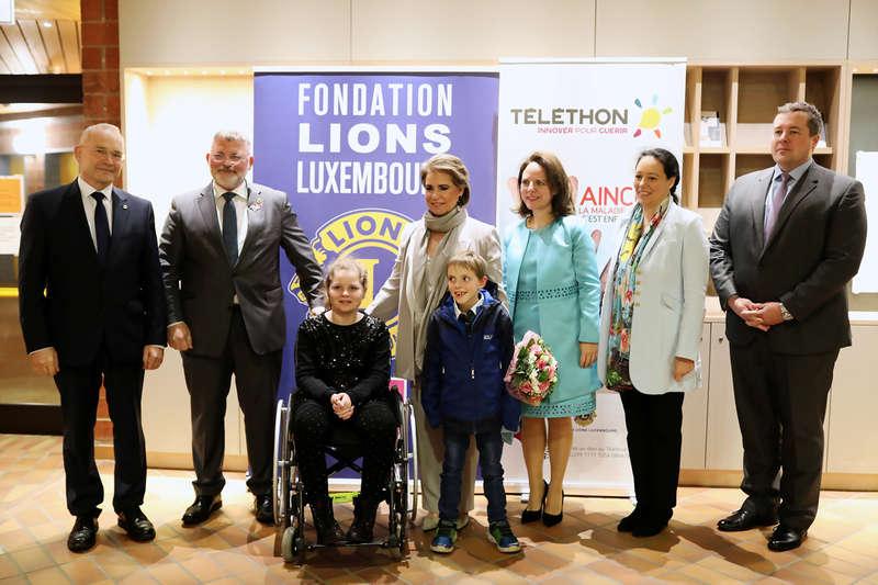 Soirée de lancement Téléthon 2018