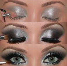 make up de soirée