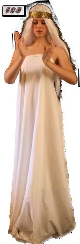 Tube femme féerique