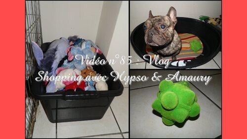 Vlog# Shopping avec Amaury & Hypso