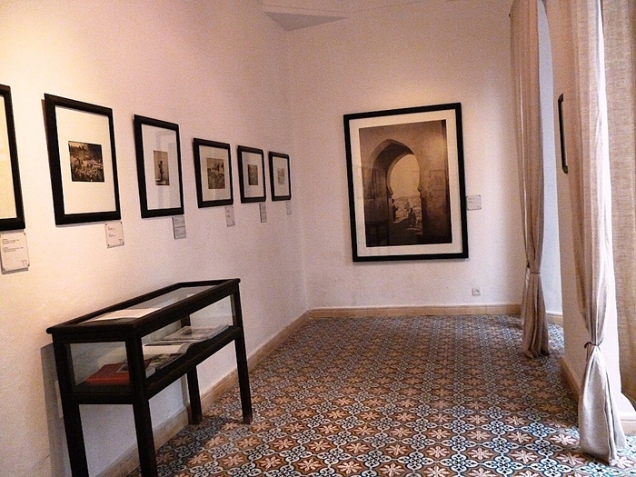 Dans le quartier Ben youssef - la maison de la photographie et quartier des tanneurs