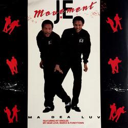 J.E. Movement - My Dea Luv - Complete LP
