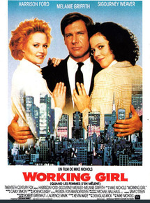 WORKING GIRL BOX OFFICE FRANCE 1989