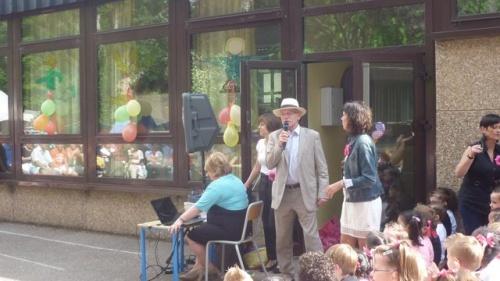 Fête de l'école maternelle Saint-Martin