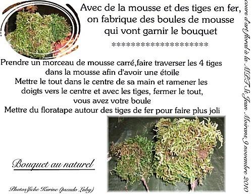 2010 09 11 MPT Bouquet au naturel (fabrication boule)