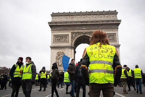 Réforme des retraites : Une France pré-insurrectionnelle