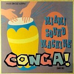 Miami Sound Machine - Conga