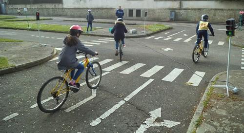 Le projet vélo en CM