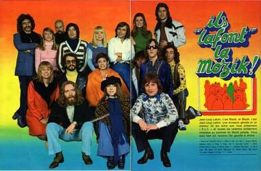 1973, du vrac...