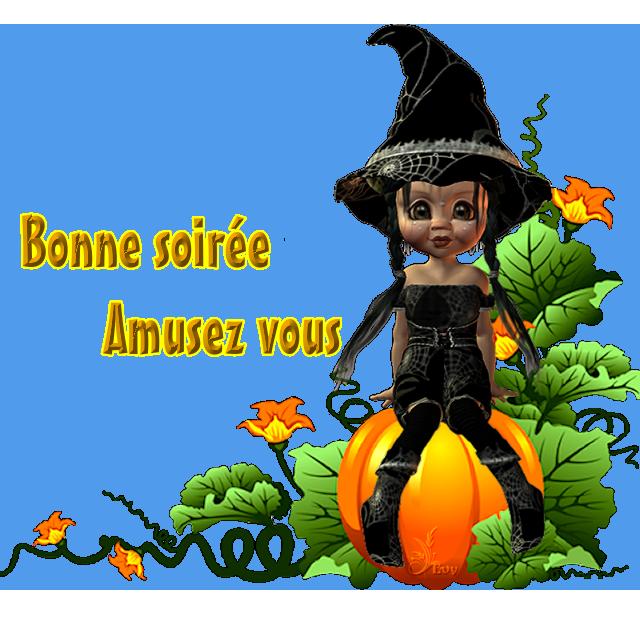 Soufaits d'halloween