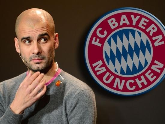 Guardiola-Bayern