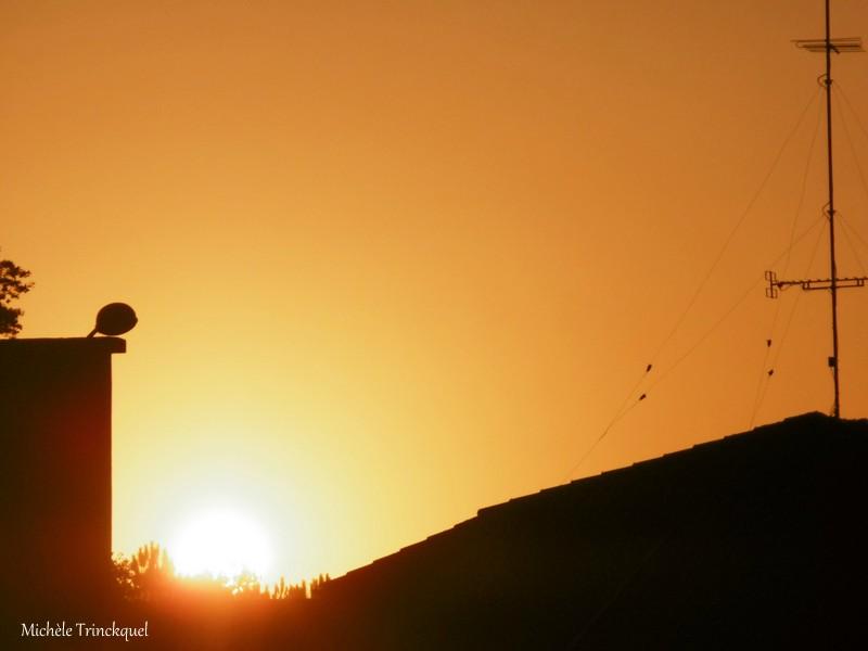 Le ciel au matin du 27 septembre...