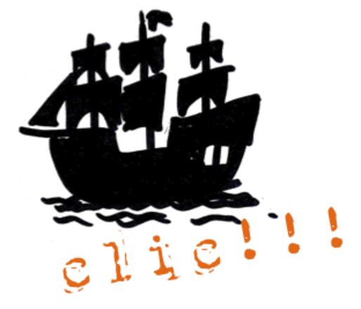 Rallye lecture CE1-CE2 : Plume le pirate