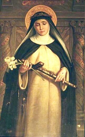 Image illustrative de l'article Catherine de Sienne