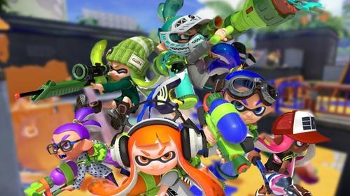 Mon avis sur splatoon sur Wii U