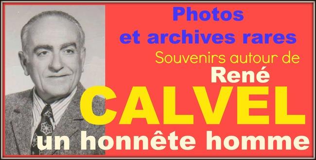 - René CALVEL