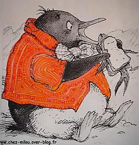 Minable le pingouin 12
