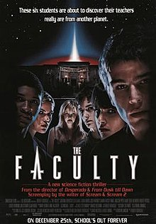 The Faculty - Robert Rodriguez