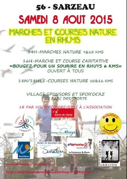 Marches et Courses nature de Rhuys
