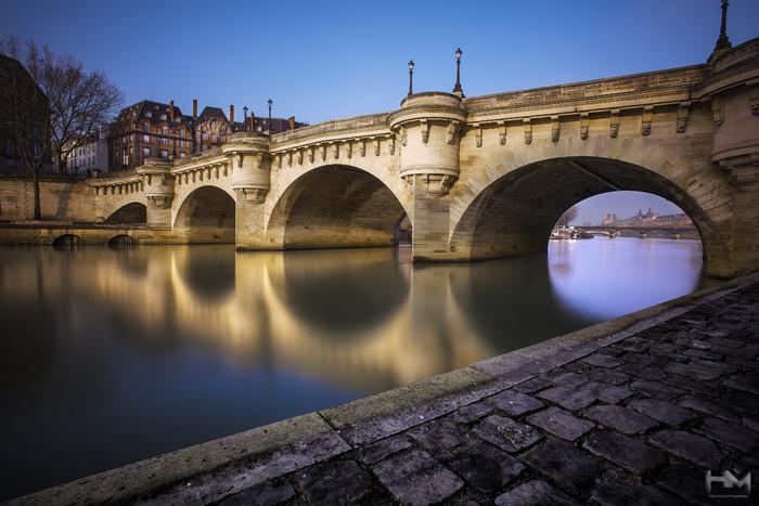 Les secrets du Pont-Neuf