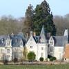 Château dans le Baugeois